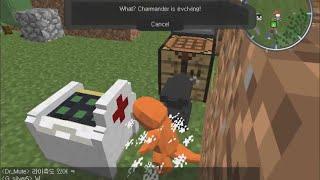 getlinkyoutube.com-[슬레]마인크래프트 포켓몬(Pixelmon)모드1.7.2 2편