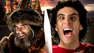getlinkyoutube.com-Alexander the Great vs Ivan the Terrible - Epic Rap Battles of History Season 5