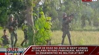 getlinkyoutube.com-SONA: BIFF, sinubukang bawiin ang kuta nilang nakubkob na ng militar