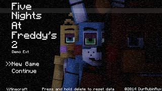 Five Nights at Freddy's Minecraft server (FNaFMC)