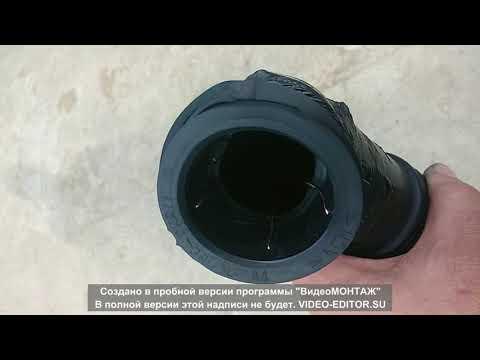 Ремонт партубка к турбине от аоздушного фильтра в Тойота Пикник