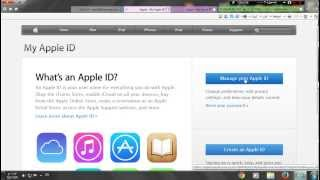 getlinkyoutube.com-استرجاع كلمة المرور في ابل ستور Apple