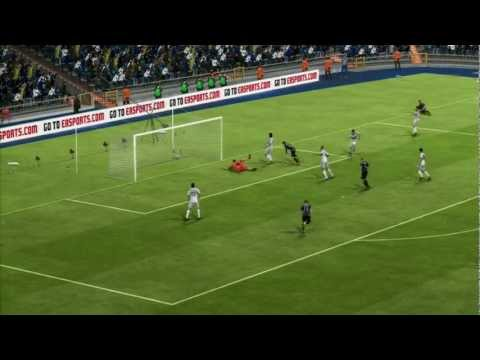 FIFA13 Gameplay - Celtic Vs. Real Madrid - Fifaallstars.com