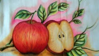 getlinkyoutube.com-Como Pintar Maçãs