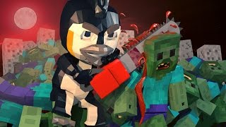 getlinkyoutube.com-Minecraft | Atlantic Tales - HOW TO KILL ZOMBIES! (Minecraft Roleplay)