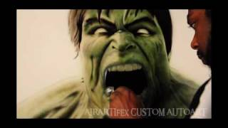"getlinkyoutube.com-Airartifex custom autoart- airbrushing ""the hulk"""