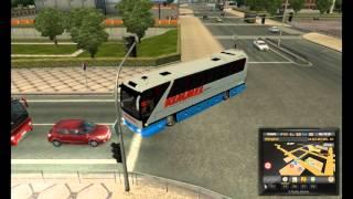 getlinkyoutube.com-[ETS2]Euro Truck Simulator 2 Bus Passenger Transport and Terminal Mode