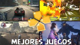 getlinkyoutube.com-TOP 10 | LOS MEJORES JUEGOS PARA ANDROID HD | PPSSPP | 2017 | ESPAÑOL