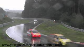 2011 VLN Nürburgring chaos