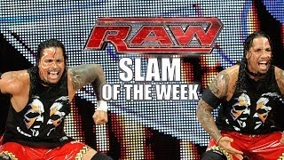 WWE Raw Slam of the Week 03-02-2014
