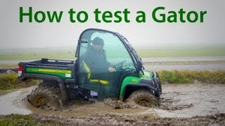 getlinkyoutube.com-How to test a Gator XUV