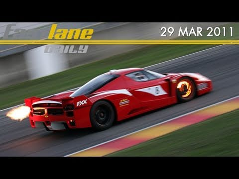 Nurburgring Lap Lies, Ferrari FXX for Sale, Corvette Z06 Crash at 230mph, Audi S8 Spy Shots