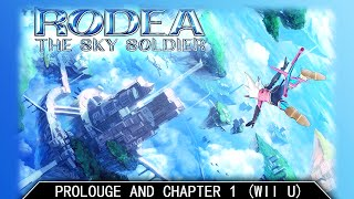 [Wii U] Rodea the Sky Soldier - Prologue & Chapter 1
