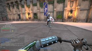 getlinkyoutube.com-Chivalry: Medieval Warfare - High Level Duels :3