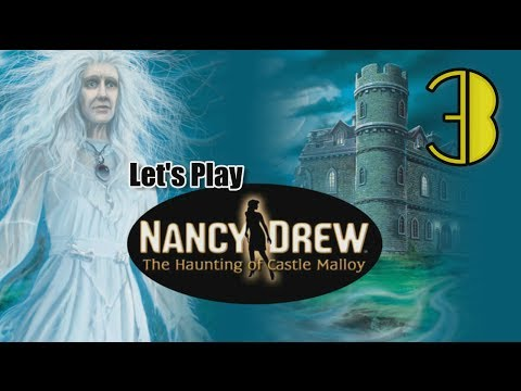 Nancy Drew 19: Haunting of Castle Malloy [03] w/YourGibs - MIXING DRINKS AT SCREAMING BANSHEE INN