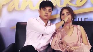 getlinkyoutube.com-KathNiel's Public Display of Affection (PDA)