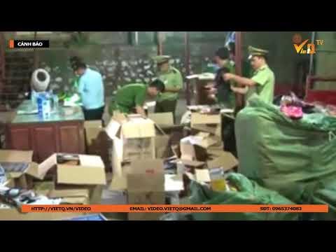 Mỹ phẩm nhập lậu liên tiếp bị phát hiện tại Lạng Sơn