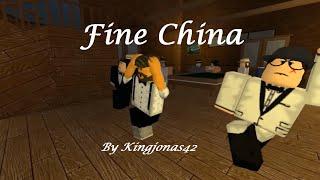 getlinkyoutube.com-Chris Brown - Fine China ★ Roblox Music Video★ by Kingjonas42