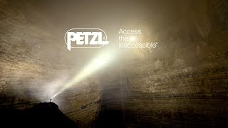 We are Petzl  #Access the Inaccessible