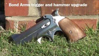 getlinkyoutube.com-Bond Arms trigger & hammer upgrade