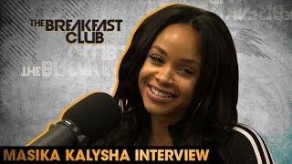 getlinkyoutube.com-Masika Kalysha Interview With The Breakfast Club (8-23-16)