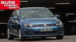 Fahrbericht VW Golf 1.0 TSI Bluemotion
