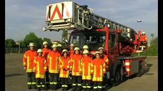 getlinkyoutube.com-Die Feuerwehr (Sendung mit der Maus - Feuerwehr Bruchsal)