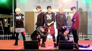 getlinkyoutube.com-151108 Kaishi cover iKON - INTRO + RHYTHM TA + SINOSIJAK @The Idol Battle Cover Dance 2015 (Semi)