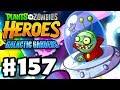 GALACTIC GARDENS UPDATE! - Plants vs. Zombies: Heroes - Gameplay Walkthrough Part 157