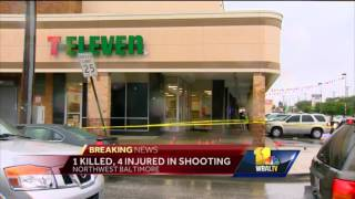 getlinkyoutube.com-5 shot, 1 dead, in northwest Baltimore