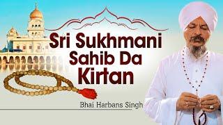 getlinkyoutube.com-Bhai Harbans Singh Ji (Jagadhri Wale) - Sri Sukhmani Sahib Da Kirtan