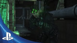 Tom Clancy's Splinter Cell Blacklist - Inauguration Trailer