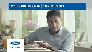 getlinkyoutube.com-Myth-Conception #2 | Not all Red is blood | Ford India