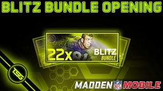getlinkyoutube.com-Black Friday Blitz Bundle Opening!!! | Madden NFL Mobile 16