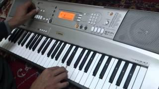 عزف اغنية نسم علينا الهوا- فيروز- Yamaha PSR-A300