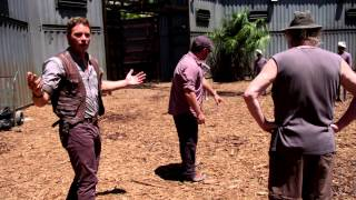 getlinkyoutube.com-Jurassic World: Chris Pratt's Jurassic Journals: Chris Can't Whistle