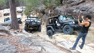 getlinkyoutube.com-Prado Hill 4x4 Challenge