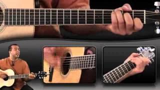 Guitar chord progressions theory