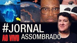 J.A.#229: O que Comprar na Deep Web? Satélite Brasileiro Vendido aos EUA? Chuva de Pedras?