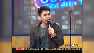 Standup Comedy Metro TV   Raditya Dika Eeaa,LUCU BGT