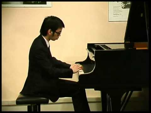 Haydn Sonata Hob XVI:27 G Major 1st mov.