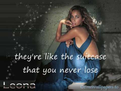 Leona Lewis & Onerepublic - Lost Then Found + Lyrics