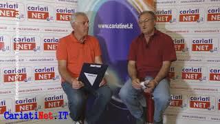 Intervista a MAURO SANTORO Elezioni Comunali Terravecchia 2018