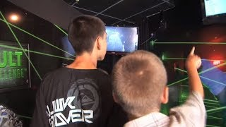getlinkyoutube.com-Laser Maze Challenge™ by Funovation