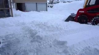 getlinkyoutube.com-日曜日も朝から除雪作業