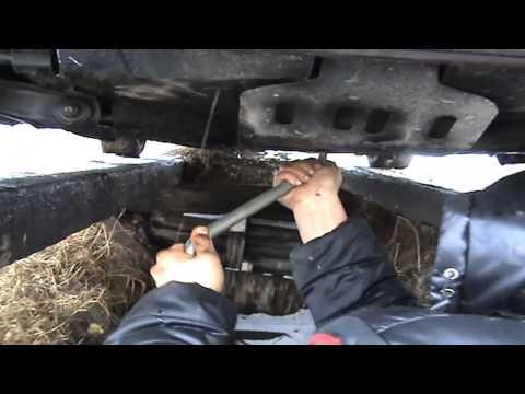 Замена масла в двигателе - Для Чайников от Auto overhaul Как поменять масло в двигателе