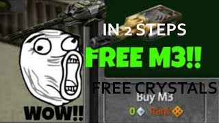 getlinkyoutube.com-Tanki Online - How To Get Free Crystals - 7th Birthday Celebrations By Bld2000