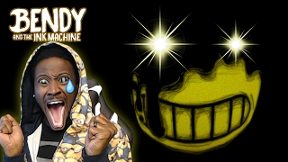 getlinkyoutube.com-SOMETHING IS WATCHING MEEE | Bendy and the Ink Machine