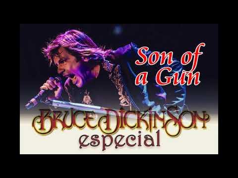 Guitarras do Rock - Especial Bruce Dickinson
