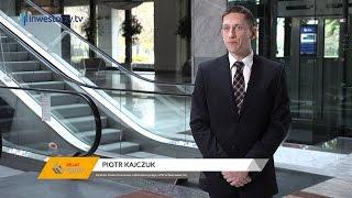 GPW SA, Piotr Kajczuk - Dyrektor Działu Finansowo-Administracyjnego, #70 PREZENTACJE WYNIKÓW